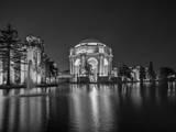 Palace of Fine Arts San Francisco 4 Wall Decal by Henri Silberman