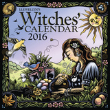 Llewellyns Witches - 2016 Calendar Calendriers