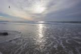 Point Reyes Kehoe Beach 2 Autocollant par Henri Silberman