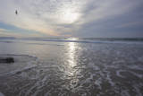 Point Reyes Kehoe Beach 2 Muursticker van Henri Silberman