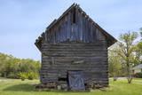 Old Tobacco Barn Wall Decal by Henri Silberman