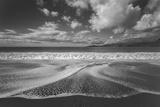 Baker Beach Surf - San Francisco Bay Beach Muursticker van Henri Silberman