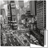 Times Square, NY Afternoon - Aerial View Of Midtown Manhattan Iconic Nyc Prints by Henri Silberman