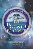 Llewellyns Astrological Pocket Planner - 2016 Engagement Calendar Calendars