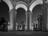 Palace of Fine Arts San Francisco 2 Wall Decal by Henri Silberman