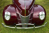 Vintage Car, Close-Up (Front Grille) Wall Decal by Henri Silberman