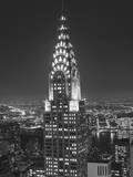 Chrysler Bulding, New York City 2 Wall Decal by Henri Silberman