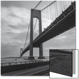 Verrazano Bridge, New York City Afernoon Prints by Henri Silberman