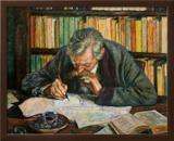 Portrait of Emile Posters by Théo van Rysselberg