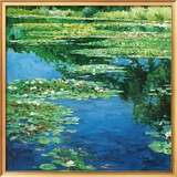 Water Lillies Prints by Claude Monet
