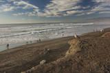 Ocean Beach Afternoon Autocollant par Henri Silberman