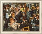 Le Moulin de la Galette Posters by Pierre-Auguste Renoir
