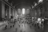 Grand Central Station, NY Interior - Olld Before Renovation Wall Decal by Henri Silberman