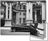 Rolls Royce Manhattan Club Nyc Posters by Henri Silberman