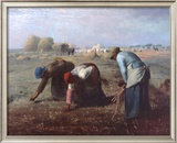 The Gleaners, c.1857 Posters by Jean-François Millet