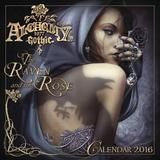 Llewellyns Alchemy Gothic - 2016 Calendar Calendars