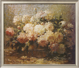 Peonies Prints by Abbott Fuller Graves