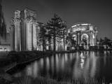 Palace of Fine Arts San Francisco 3 Wall Decal by Henri Silberman
