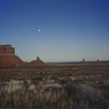 Valley Of The Gods, Utah - Iconic Western Landscape Wall Decal by Henri Silberman