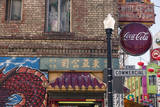 Chinatown, San Francisco Signs 2 Wall Decal by Henri Silberman