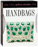 Handbags Page-A-Day Gallery - 2016 Boxed Calendar Calendars