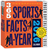 The Official 365 Sports Facts-A-Year Page-A-Day - 2016 Boxed Calendar Calendari