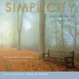 Simplicity - 2016 Mini Calendar Calendars