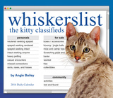 whiskerslist - 2016 Boxed Calendar Calendars