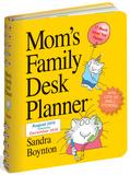 Mom's Family Desk Planner 2016 - 2016 Engagement Calendar Calendars