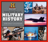 This Day in U.S.  Military History - 2016 Boxed Calendar Calendarios