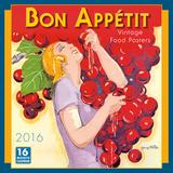 Bon Appt - 2016 Calendar Calendars