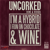 Uncorked: Wine & Words - 2016 Calendar Calendars