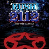 RUSH - 2016 Calendar Calendars