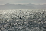 San Francisco Bay 1 (Wind Surfer) Wall Decal by Henri Silberman