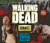 The Walking Dead Trivia Challenge - 2016 Boxed Calendar Calendriers