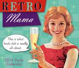 Retro Mama - 2016 Boxed Calendar Calendars