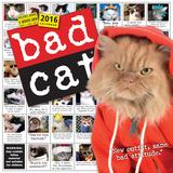 Bad Cat - 2016 Calendar Calendars