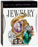 Jewelry Page-A-Day Gallery - 2016 Boxed Calendar Calendars