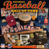 The National Baseball Hall of Fame - 2016 Calendar Calendari