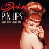 Olivia - Pin Ups - 2016 Calendar Calendars