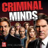 Criminal Minds - 2016 Calendar Calendars