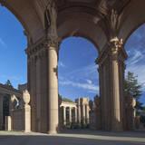 Palace of Fine Arts Columns San Francisco 2 Wall Decal by Henri Silberman