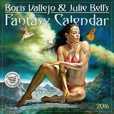 Boris Vallejo & Julie Bell's Fantasy - 2016 Calendar Calendars