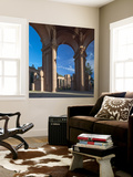 Palace of Fine Arts Columns San Francisco 2 Wall Mural by Henri Silberman