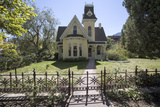 Victorian House and Fence 2 (Boulder, Co) Wall Decal by Henri Silberman