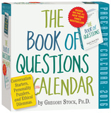 The Book Of Questions Page-A-Day - 2016 Boxed Calendar Calendars