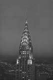 Chrysler Building, New York City Wall Decal by Henri Silberman