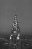 Chrysler Building, New York City Wall Decal by Henri Silberman