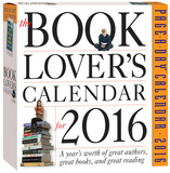 The Book Lover's Page-A-Day - 2016 Boxed Calendar Calendars