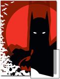 DC Batman Comics Print